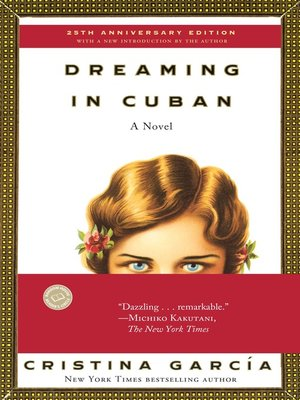 cover image of Dreaming in Cuban