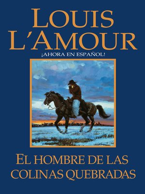cover image of El hombre de Las Colinas Quebradas