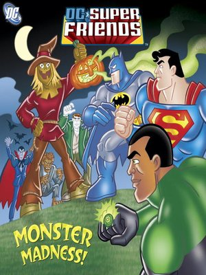 cover image of Monster Madness!