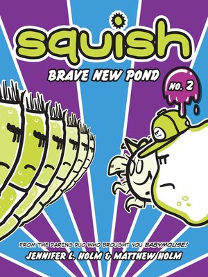 cover image of Squish #2