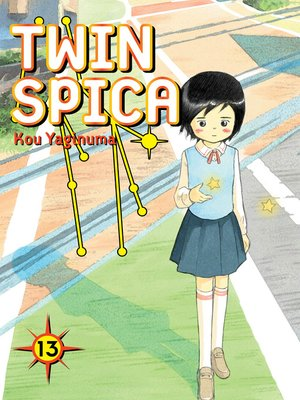 cover image of Twin Spica, Volume 13