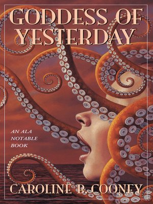 cover image of Goddess of Yesterday
