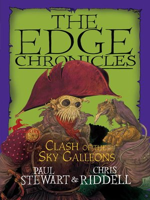 cover image of Clash of the Sky Galleons