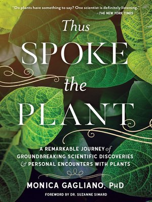 cover image of Thus Spoke the Plant