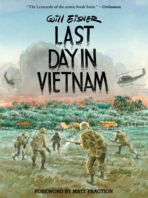 cover image of Last Day in Vietnam