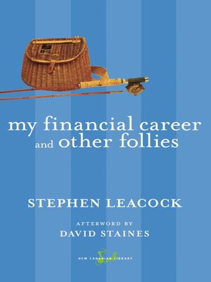 cover image of My Financial Career and Other Follies