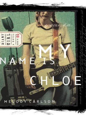 cover image of My Name Is Chloe