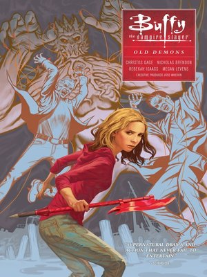 cover image of Buffy the Vampire Slayer: Season Ten, Volume 4
