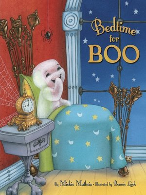 cover image of Bedtime for Boo