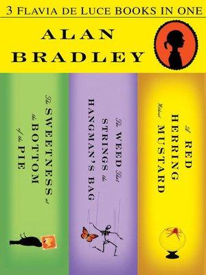 cover image of Alan Bradley's Flavia de Luce 3-Book Bundle