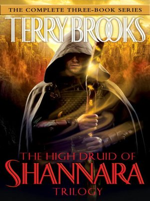 cover image of The High Druid of Shannara Trilogy