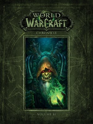cover image of World of Warcraft: Chronicle, Volume 2