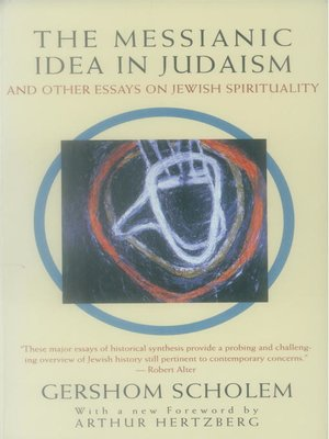 cover image of The Messianic Idea in Judaism