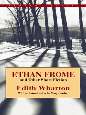 cover image of Ethan Frome and Other Short Fiction