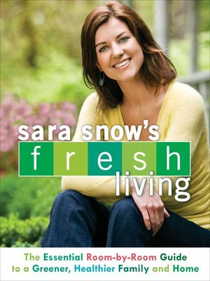 cover image of Sara Snow's Fresh Living