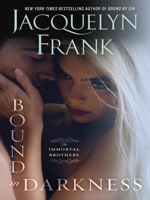 cover image of Bound in Darkness