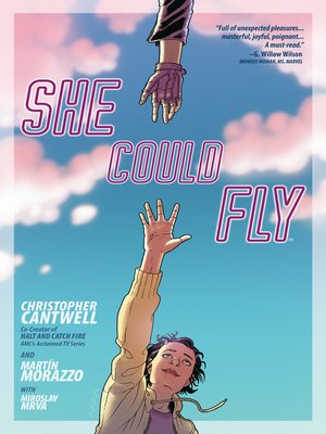 cover image of She Could Fly (2018), Volume 1