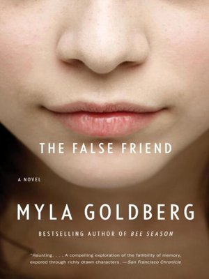 cover image of The False Friend