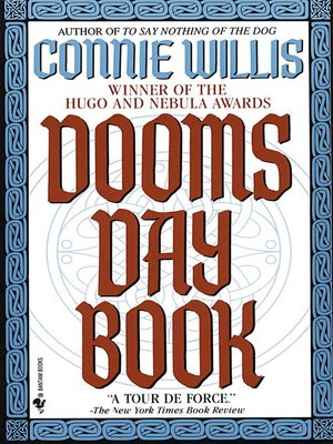 cover image of The Doomsday Book