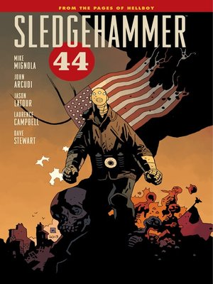 cover image of Sledgehammer 44