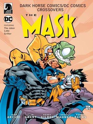 cover image of Dark Horse Comics/DC Comics: The Mask
