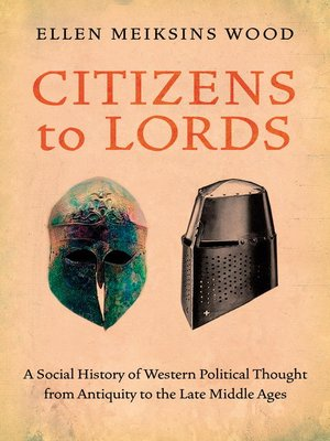 cover image of Citizens to Lords