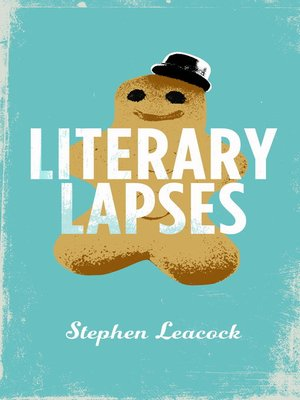 cover image of Literary Lapses