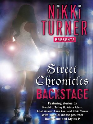 cover image of Backstage