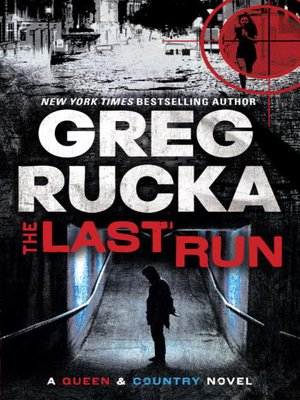 cover image of The Last Run