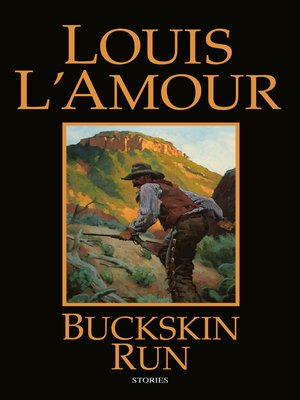 cover image of Buckskin Run