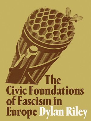 cover image of The Civic Foundations of Fascism in Europe