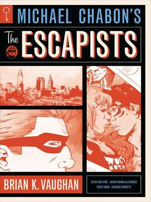 cover image of Michael Chabon's the Escapists