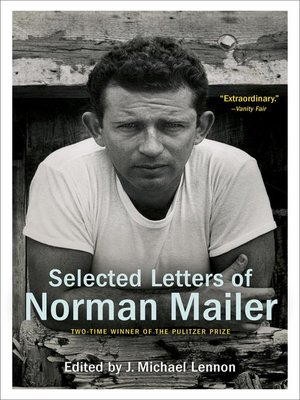 cover image of Selected Letters of Norman Mailer