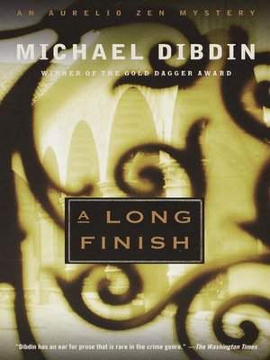 cover image of A Long Finish