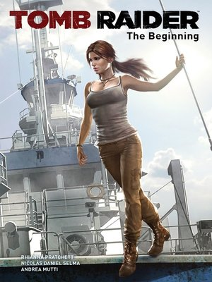 cover image of Tomb Raider: The Beginning