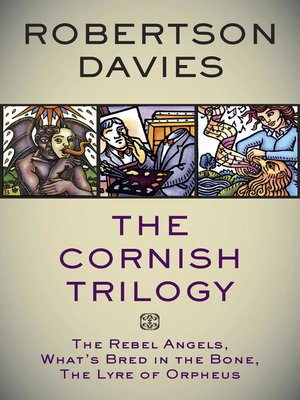 cover image of The Cornish Trilogy