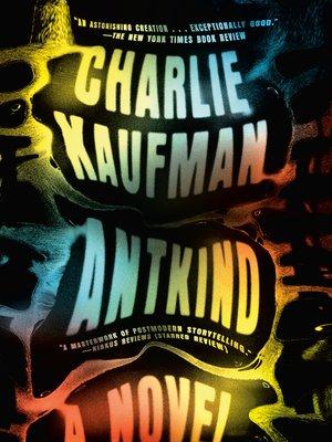 cover image of Antkind