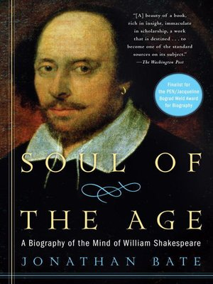 cover image of Soul of the Age