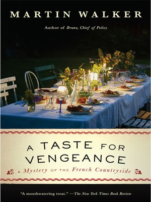 cover image of A Taste for Vengeance