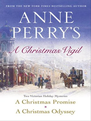 cover image of Anne Perry's Christmas Vigil