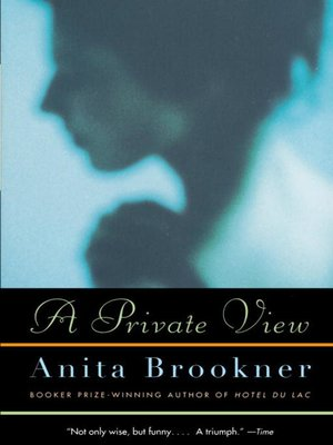 cover image of A Private View