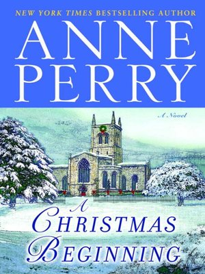 cover image of A Christmas Beginning