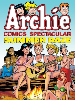 cover image of Archie Comics Spectacular: Summer Daze