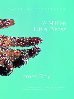 cover image of A Million Little Pieces