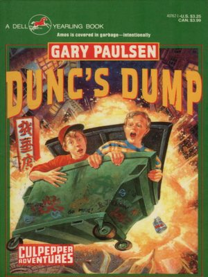 cover image of Dunc's Dump