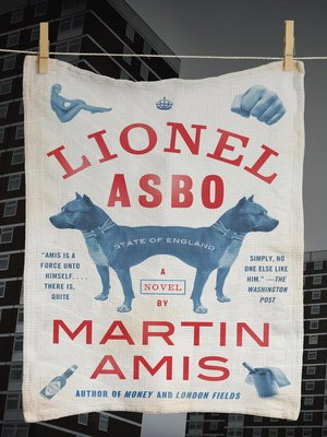 cover image of Lionel Asbo