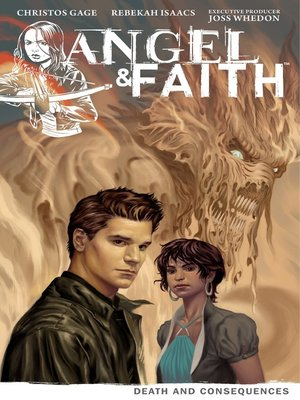 cover image of Angel & Faith Volume 4