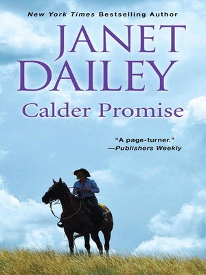 cover image of Calder Promise