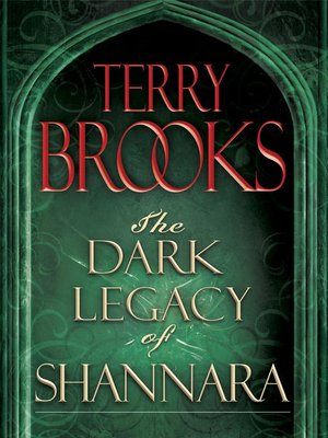 cover image of The Dark Legacy of Shannara Trilogy 3-Book Bundle