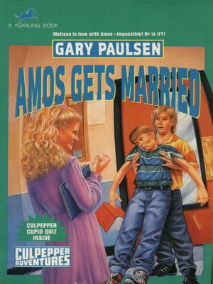cover image of Amos Gets Married